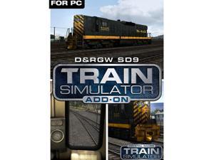 Train Simulator: D&RGW SD9 Loco Add-On [Online Game Code]