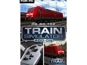 Train Simulator: DB BR 152 Loco Add-On [Online Game Code]