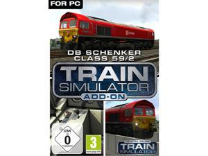 Train Simulator: DB Schenker Class 59/2 Loco Add-On [Online Game Code]