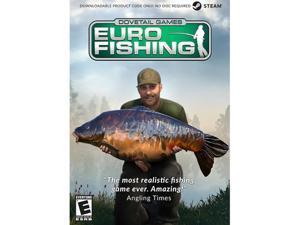Dovetail Games Euro Fishing [Online Game Code]