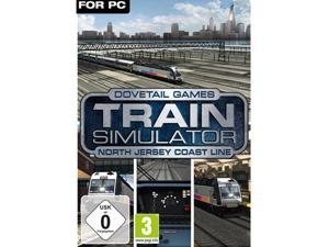 Train Simulator: North Jersey Coast Line Route Add-On [Online Game Code]
