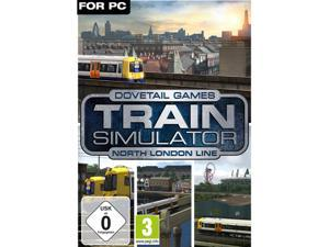 Train Simulator: North London Line Route Add-On [Online Game Code]