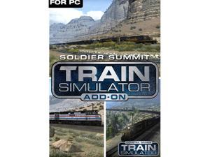 Train Simulator: Soldier Summit Route Add-On [Online Game Code]