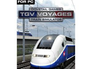 TGV Voyages Train Simulator [Online Game Code]