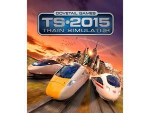 Train Simulator 2015 [Online Game Code]