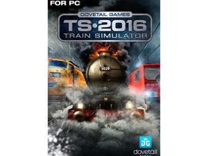 Train Simulator 2016 [Online Game Code]
