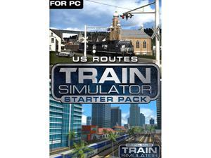 US Routes Starter Pack [Online Game Code]