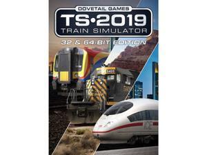 Train Simulator 2019 [Online Game Code]