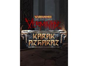Warhammer: End Times - Vermintide Karak Azgaraz [Online Game Code]