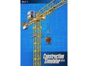 Construction Simulator 2015: Liebherr 150EC-B [Online Game Code]