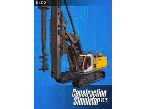 Construction Simulator 2015: Liebherr LB 28 [Online Game Code]