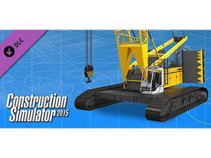Construction Simulator 2015: Liebherr LR 1300 [Online Game Code]