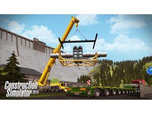 Construction Simulator 2015: Liebherr LTM 1300 6.2 [Online Game Code]