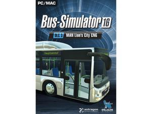 Bus Simulator 16: - MAN Lion's City CNG Pack [Online Game Code]