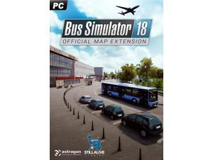 Bus Simulator 18 - Official Map Extension  [Online Game Code]