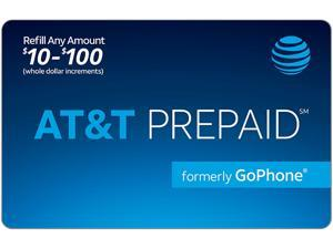 AT&T Prepaid Wireless $10 Refill Card (Email Delivery)