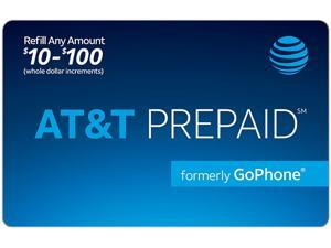 Deals on $100 AT&T Prepaid Wireless Refill Card Email Delivery