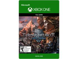 Thronebreaker: The Witcher Tales Xbox One [Digital Code]