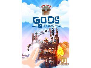 Gods vs Humans [Online Game Code]