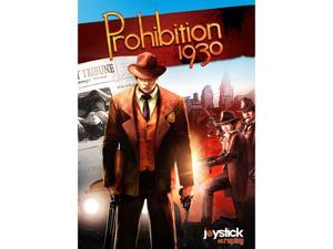 Prohibition 1930 (MAC) [Online Game Code]