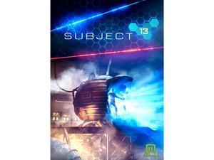 Subject 13 [Online Game Code]