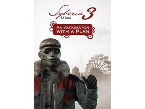 Syberia 3 - An Automaton with a plan [Online Game Code]