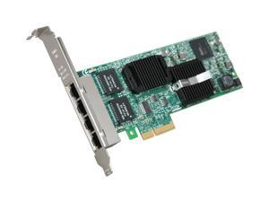 Intel E1G44ET 10/100/1000Mbps PCI-Express Gigabit Ethernet Quad Port Server Adapter