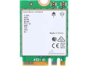 Intel 8265.NGWMG Dual Band Wireless-AC 8265