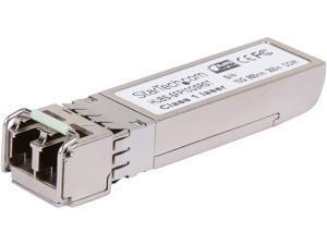 StarTech.com SFP10GSRST Cisco Compatible SFP+ Fiber Transceiver