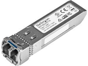 StarTech.com SFP10GLRSTTA Cisco SFP-10G-LR Compatible SFP+ Module - 10GBASE-LR Fiber Optical Transceiver - TAA - SFP10GLRSTTA
