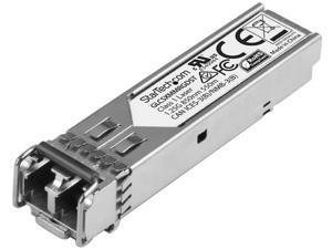 StarTech.com GLCSXMMRGDST Cisco GLC-SX-MM-RGD Compatible SFP Module - 1000BASE-SX Fiber Optical Transceiver - GLCSXMMRGDST