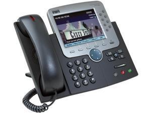 Cisco IP Phone 7975, Gig Ethernet, Color