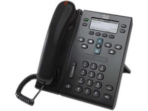 Cisco CP-6941-C-K9= Unified IP Phone 6941, Charcoal, Standard Handset