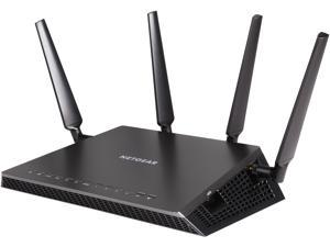 NETGEAR Nighthawk X4S AC2600 4x4 Dual Band Smart Wi-Fi Router, Gigabit Ethernet, MU-MIMO, Compatible with Amazon Echo / Alexa (R7800)