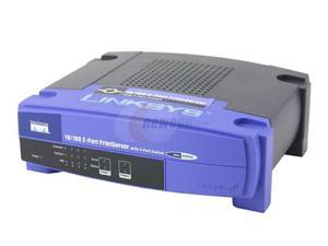 LINKSYS EFSP42 Print Server
