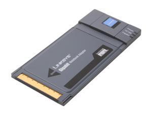 LINKSYS PCM1000 Gigabit Notebook Adapter