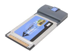 LINKSYS WPC54GX4 Wireless-G Notebook Adapter with SRX400