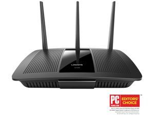 Linksys MAX-STREAM AC1900 Next Gen MU-MIMO Dual-Band Smart Wi-Fi Gigabit Router with Seamless Roaming (EA7500)