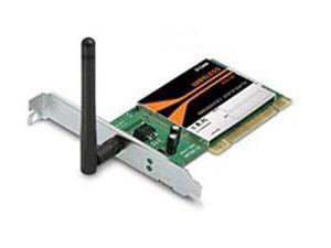 D-Link WDA-2320 PCI Rangebooster G Desktop Adapter