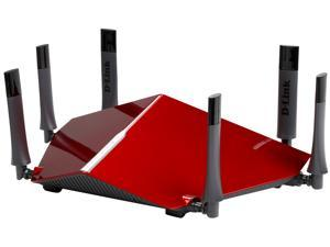 D-Link DIR-890L/R Wireless AC3200 Ultra Tri-Band Gigabit Router, AC Smartbeam technology
