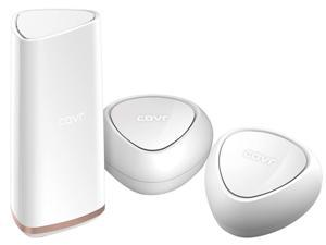 D-Link Network COVR-R2203 PowrZone Tri Band Whole Home Mesh Wi-Fi System