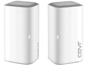 D-Link COVR-L1900 AC1900 High-Performance Scalable Mesh Wi-Fi Router White