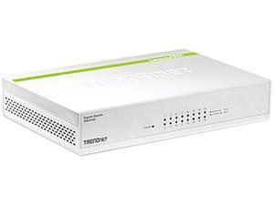 TRENDnet TEG-S16D 16-Port Gigabit GREENnet Switch