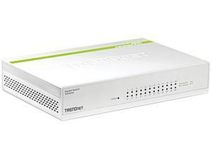 TRENdnet TEG-S24D 24-Port Gigabit GREENnet Switch