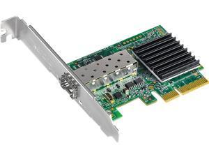 TRENDnet 10 Gigabit PCIe SFP+ Network Adapter