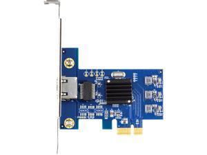 TRENDnet TEG-25GECTX PCIe 2.0 x1 2.5GBASE-T PCIe Network Adapter