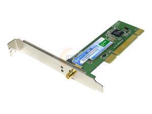 HAWKING HWP54G PCI Wireless Adapter