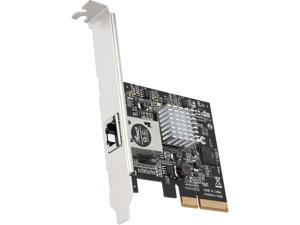 Rosewill RC-NIC412v2, 10G Ethernet Network Adapter Card, 10GBASE-T 5-Speed RJ45 PCIe NIC Card