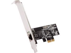 Rosewill RC-20001 2.5Gbps PCI-Express x1 2.5GBASE-T PCIe Network Adapter