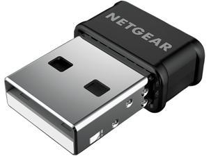 NETGEAR AC1200 WiFi USB Adapter - USB 2.0 Dual Band, Compatible with Windows and Mac (A6150)
